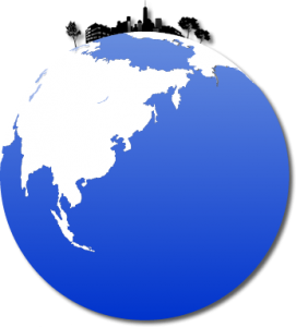 地球と不動産の地球