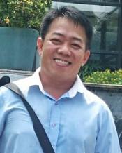地球と不動産ベトナム 物件ソーシング・視察アテンド担当 フエイ・ティエン・ダット